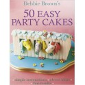 50 EASY PARTY CAKES (ANGLAIS)