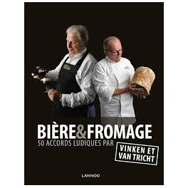 BIERE & FROMAGE 50 ACCORDS LUDIQUES