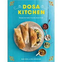 DOSA KITCHEN recipes for India's favorite street food