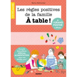 LES REGLES POSITIVES DE LA FAMILLE A TABLE!