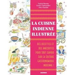 LA CUISINE INDIENNE ILLUSTREE
