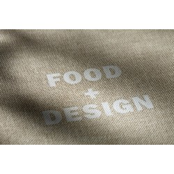 FOOD + DESIGN (ANGLAIS/FLAMAND)