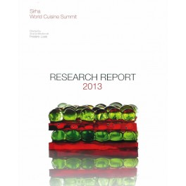 SIRHA WORLD CUISINE SUMMIT RESEARCH REPORT 2013