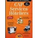 CAP SERVICES HOTELIERS 1ERE ANNEE - VERSION ELEVE